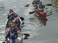 Im Kanu auf der Jeetzel