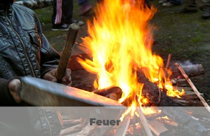Feuerfest Schamanenfest